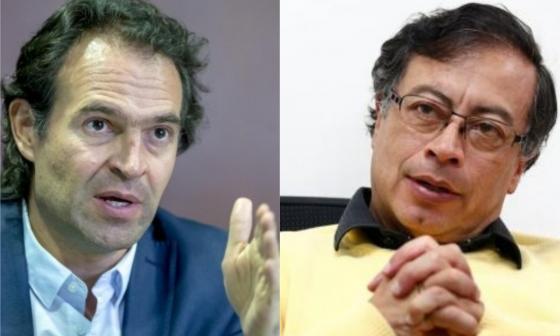 """'Fico' Gutiérrez dice que """"es más peligrosa la variante Petro que la variante delta"""""""
