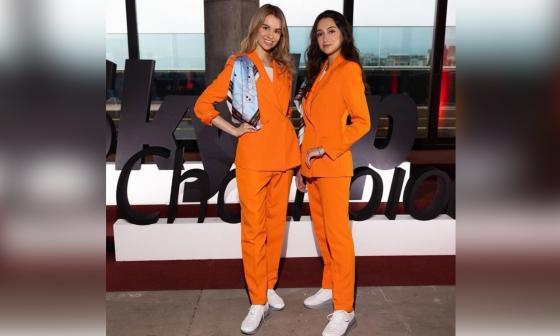 ¡Adiós faldas y tacones! Así es el nuevo uniforme de aerolínea en Ucrania