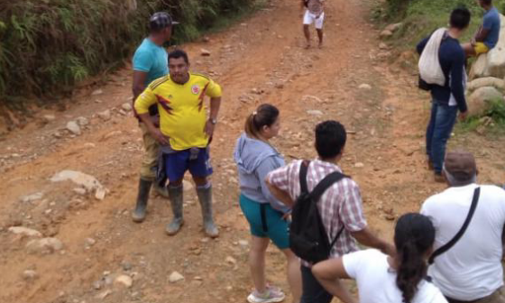 Defensoría verificará desplazamiento en el sur de Bolívar