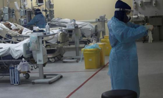 Cifra de hospitalizados en Florida por covid-19 sube a niveles de hace un año