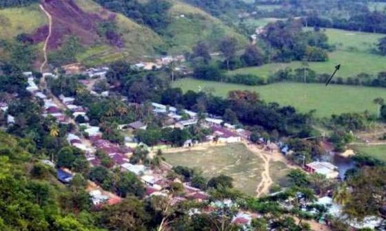 Al menos 1.000 desplazados en el Sur de Bolívar por enfrentamientos armados