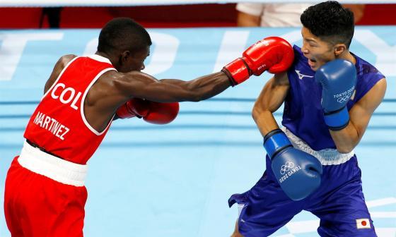Expertos en boxeo dicen que Yuberjen debió ganar pelea