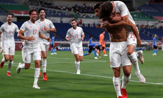 España se cita con Brasil por el oro en los Juegos Olímpicos de Tokio