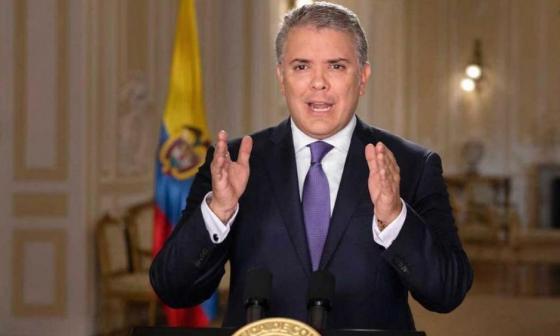 Duque 'incentiva' con recompensa para que entreguen a Iván Márquez