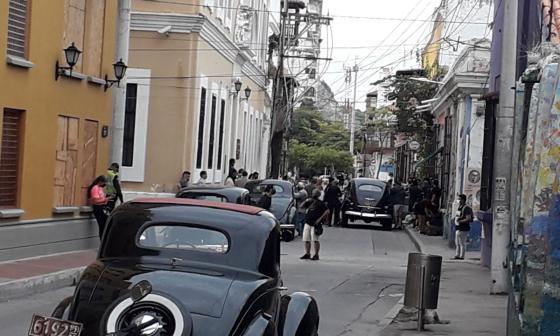 Comenzó rodaje de la serie de Disney en Santa Marta