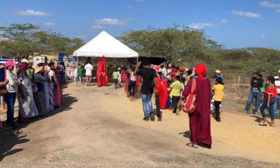 Indígenas dieron ultimátum para cerrar el botadero de basura de Riohacha