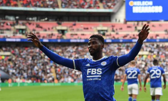 Leicester City se alzó con el título de la Community Shield