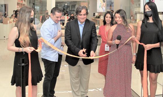 Xiaomi inauguró su segunda tienda oficial en Barranquilla