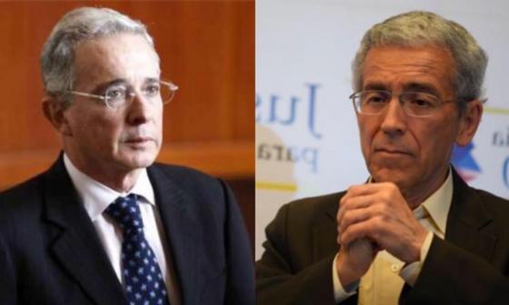 Los detalles del encuentro entre Uribe y pdte de la Comisión de la Verdad