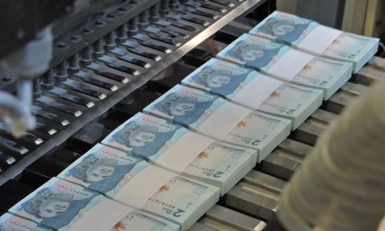Colombia crecería este año en más del 7 %