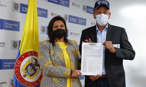 DPS financia obras en tres municipios del departamento