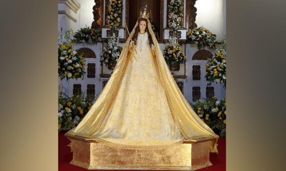 La Virgen del Socorro volverá a las calles de Sincé, Sucre, pero sin procesión