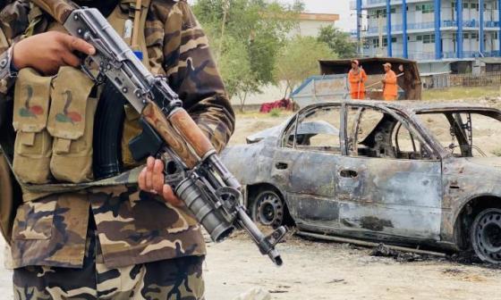 Aumentan los muertos por el ataque con proyectiles el domingo en Kabul