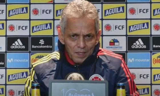 """""""Los jugadores están recibiendo presiones de sus clubes"""": Reinaldo Rueda"""
