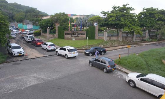 """Trancones, un creciente """"dolor de cabeza"""" en zonas cercanas a colegios"""