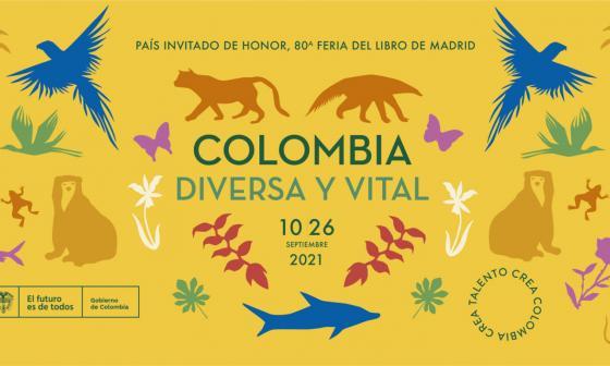 Polémica por autores colombianos que no irán a la Feria de Madrid