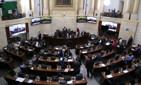 Cámara aprueba más de la mitad de la reforma tributaria