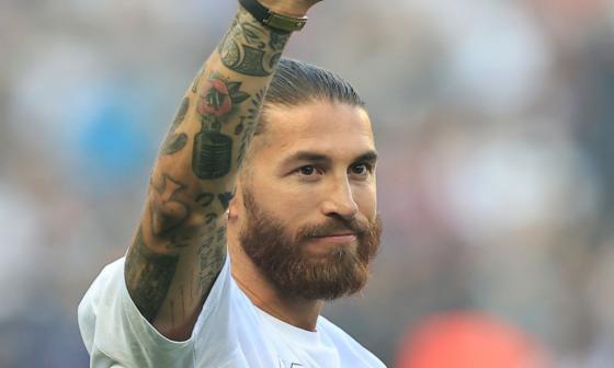 El PSG detalla que Sergio Ramos tiene nuevas molestias en un gemelo