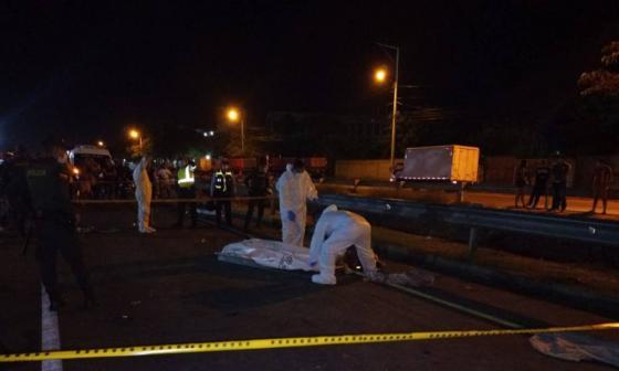 Dos días de duelo en Santa Marta por muerte trágica de 6 jóvenes
