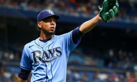 Luis Patiño se fue sin decisión en caída de los Rays de Tampa en la MLB