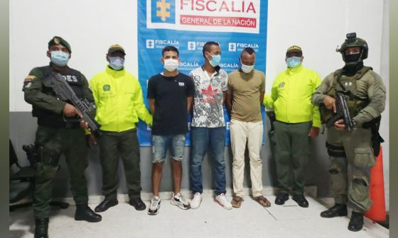 Capturan a señalados de hurtar celulares en Barranquilla y Soledad