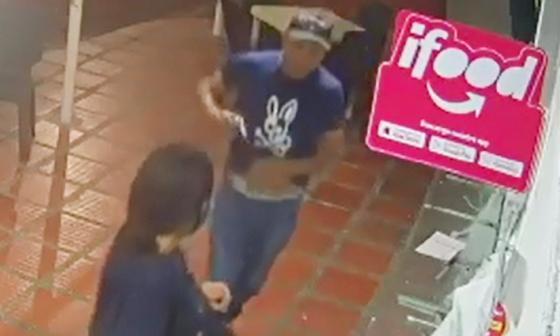 Delincuente atracó en un negocio de comidas rápidas en Alfonso López