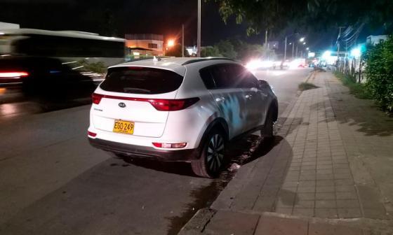 Asesinan a un médico frente a su casa en Cartagena