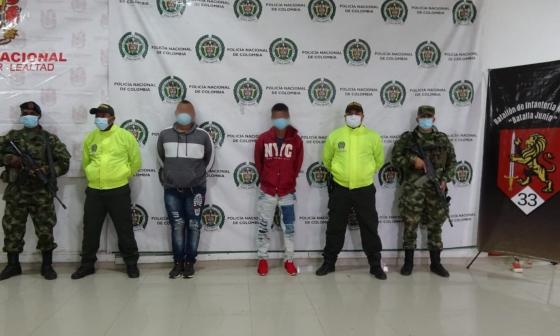 Capturan a sospechoso de asesinar a dos policías en Córdoba