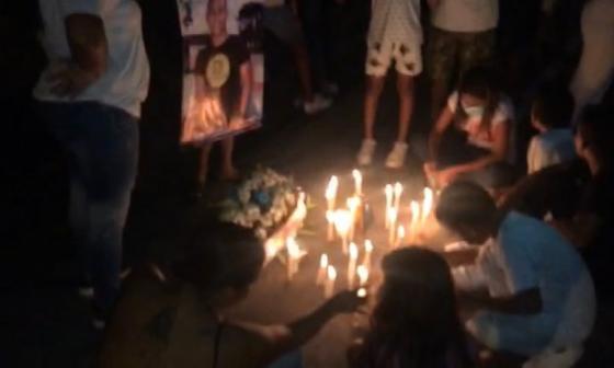 Gaira rinde homenaje a las víctimas del accidente