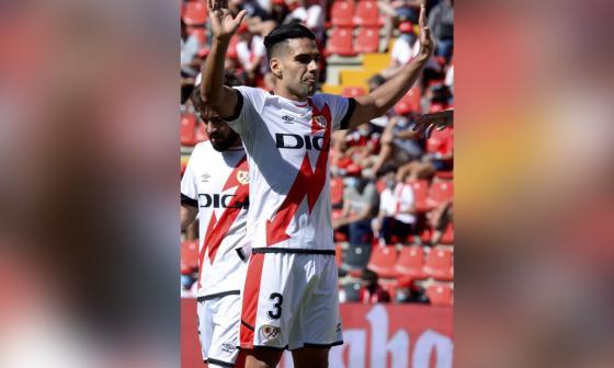 Falcao, quinto debut con gol de su carrera