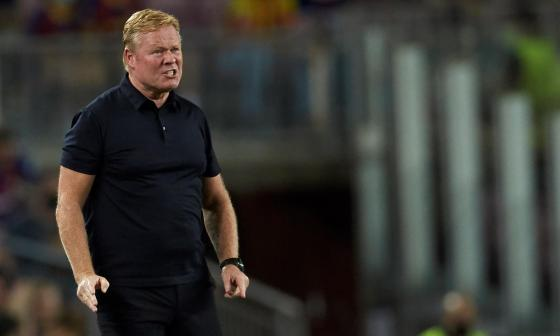 Ronald Koeman aseguró no tener miedo sobre su futuro en el Barcelona