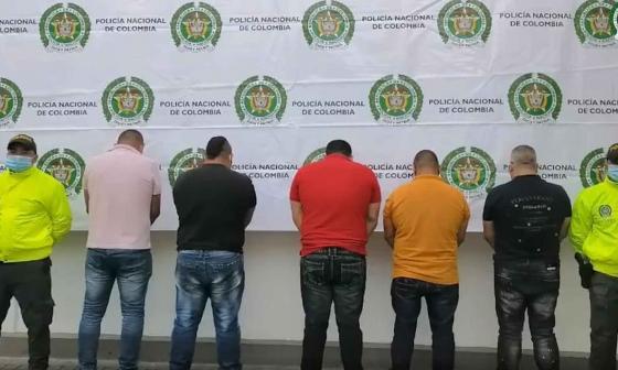 Cae 16 de los 'Sin fronteras' por envío de coca y marihuana a Centroamérica y Europa