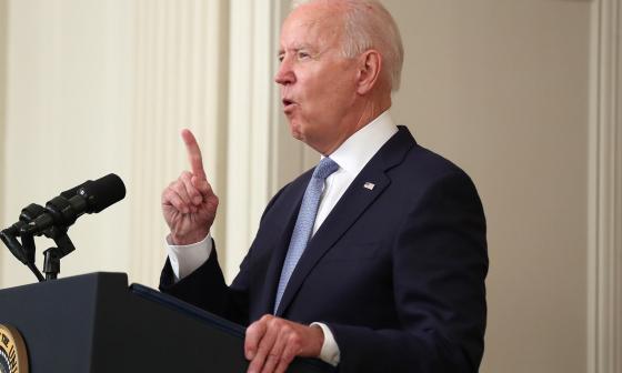 """Biden proclama que EE.UU. """"ha vuelto"""" a Naciones Unidas"""