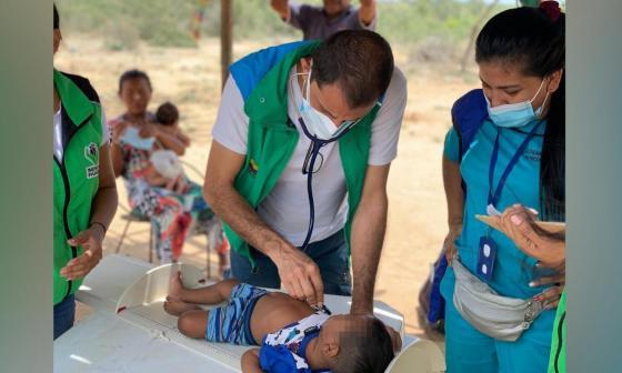 Defensoría del Pueblo presenta en La Guajira informe sobre desnutrición infantil