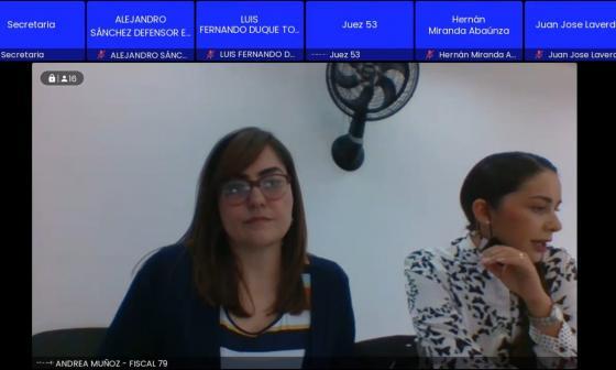 Tapia manejaba empresas de Centros Poblados con terceros: fiscal
