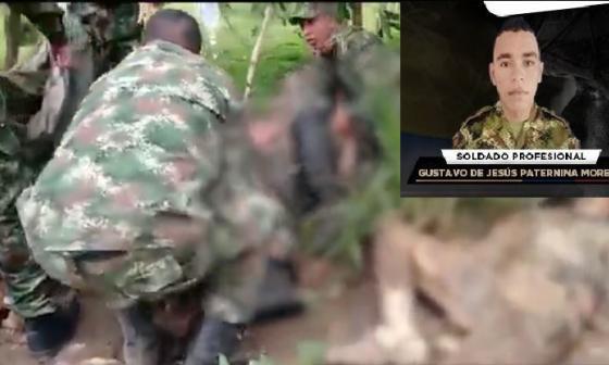 Militar cordobés entre los cinco fallecidos en el sur de Córdoba