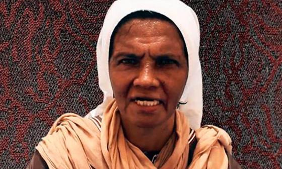 Cuatro años después monja sigue secuestrada y en malas condiciones de salud