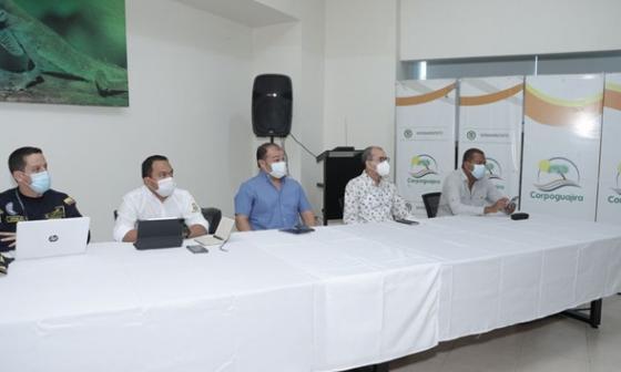 Corpoguajira anunció proyecto para mitigar la erosión costera en Riohacha