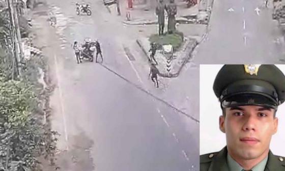 Fallece patrullero que resultó herido en ataque de San Vicente del Caguán