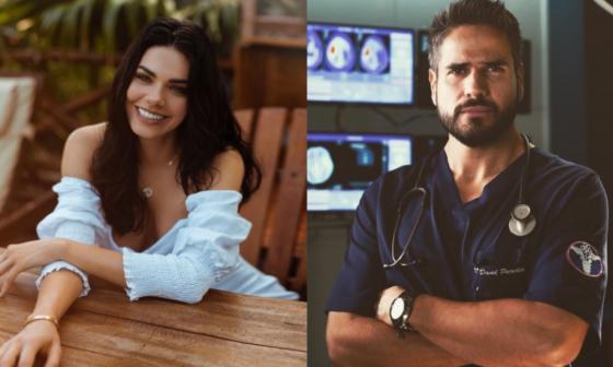 Actriz revela que se sintió juzgada por Daniel Arenas durante una cita