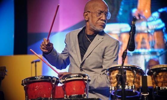 Muere Roberto Roena, creador de la Apollo Sound