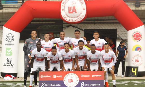 Atlántico busca el paso a la final del Campeonato Nacional sub-17