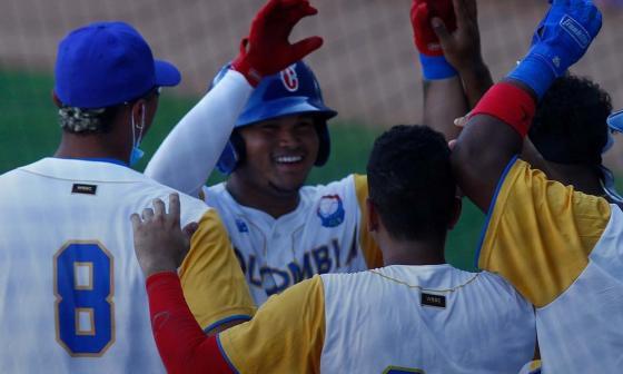 Colombia consiguió su segundo nocaut seguido en el Mundial de Béisbol sub-23