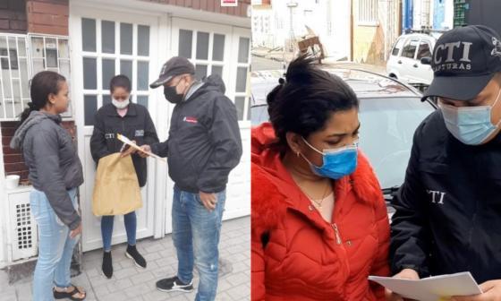 Cárcel a mujeres señaladas de drogar y robar a dos hombres en Montería