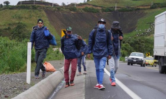 Maduro promete reforzar el plan para repatriar a venezolanos a fin de año
