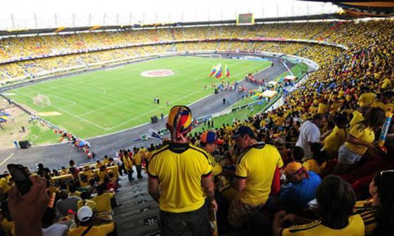 Partidos de la Selección en Barranquilla inyectarán más de $25 mil millones