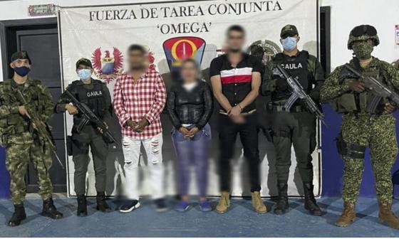 Capturan a alias La Mona, presunta cabecilla de disidencias de las Farc en Caquetá