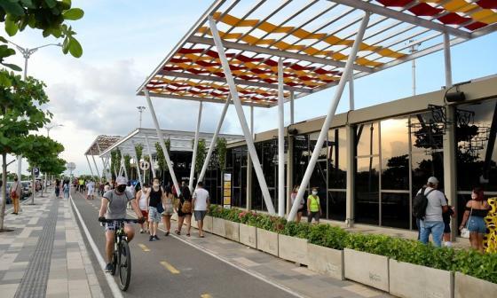 Regresan las ciclovías en Barranquilla