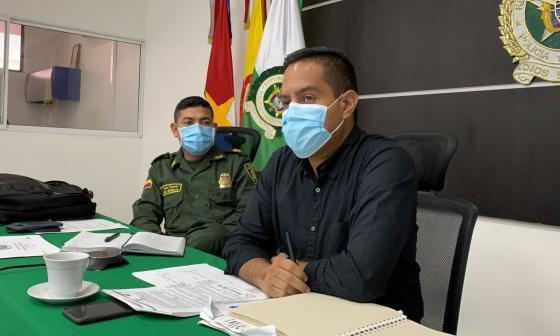 Policía incrementa controles en Montería