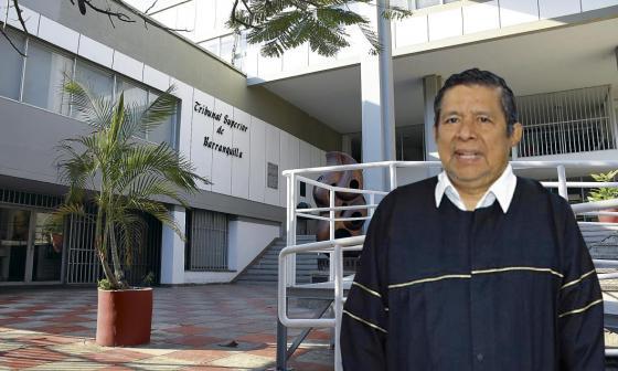 Investigan a magistrado Mola por denuncia de Supersalud